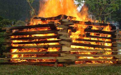 Ceremonies and firewalking