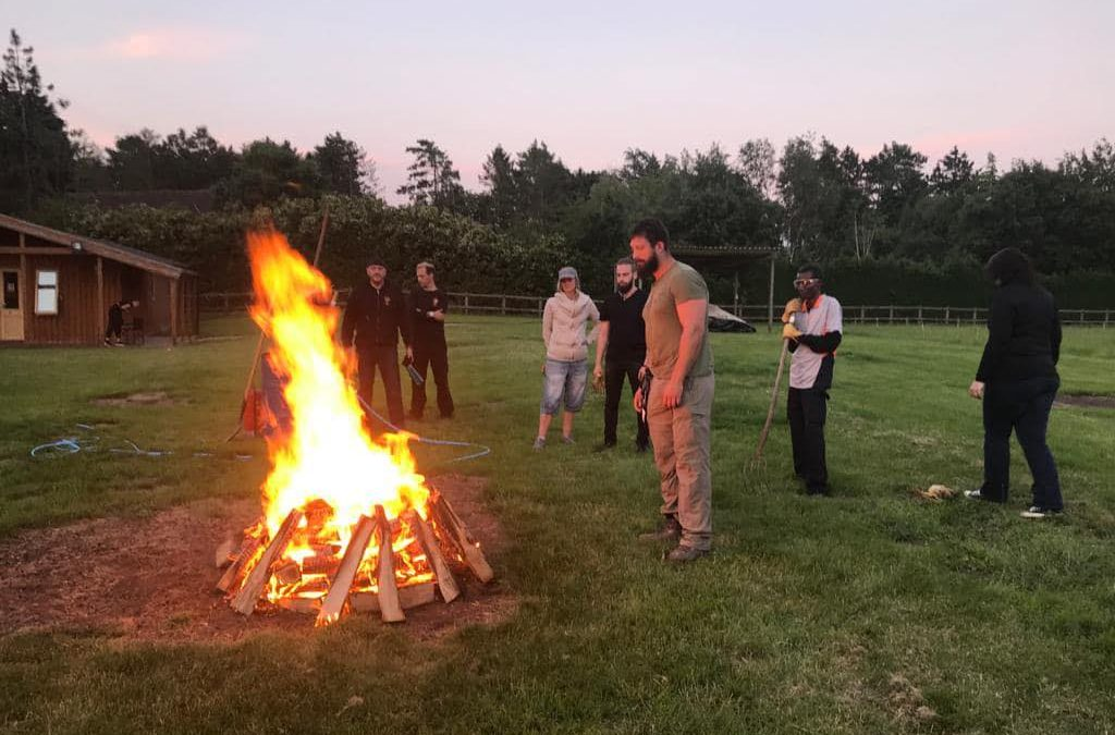 FIT for Purpose: My Firewalking Instructor Training Experience